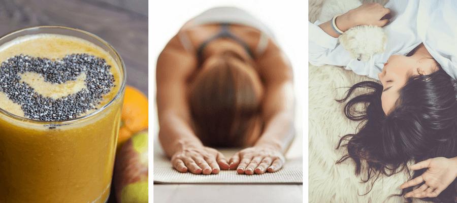 Detox kur - tab op til 4,6 kg på 10 dage