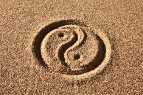 Balance i yin og yang giver dig et sundere, slankere mere aktivt liv