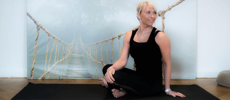 Yoga er også til vægttab