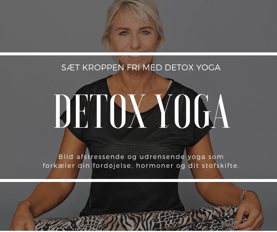 Dejlig afslappende yoga og meditation til krop, sind og sjæl