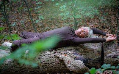 Stressfri yoga online