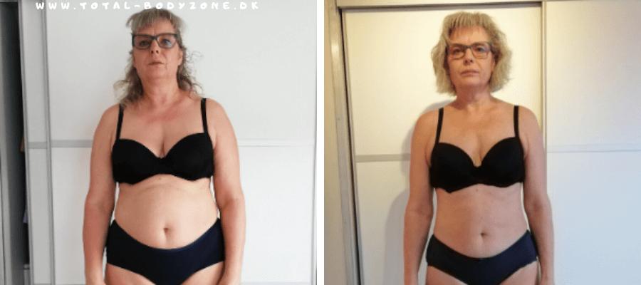 Sådan startede Maj-Britt sit vægttab og vinkede farvel til 20 kilo