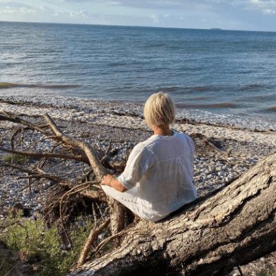 Slip usynlig stress i krop og sind