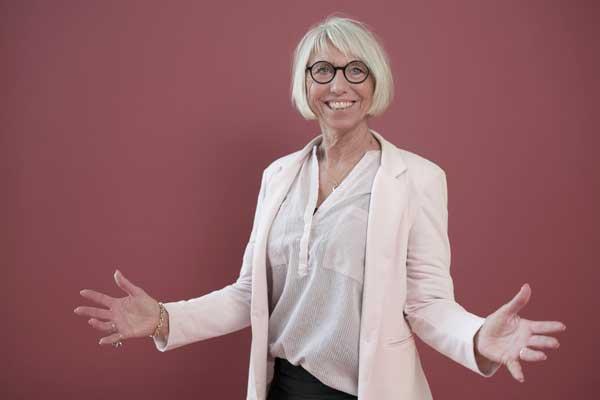 Susanne Jensen - holistisk slankementor